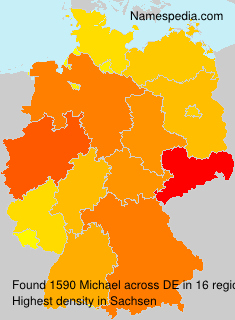 Surname Michael in Germany
