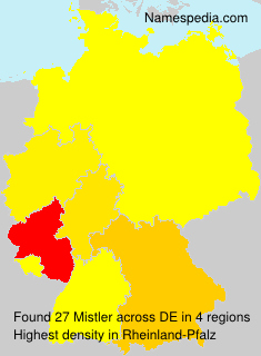 Mistler - Germany