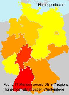 Mondon - Germany