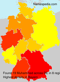 Muhammed - Germany