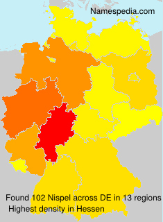 Nispel - Germany