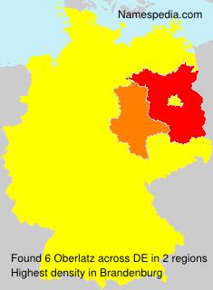 Oberlatz