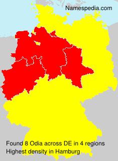 Odia - Germany
