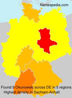 Okunowski - Germany