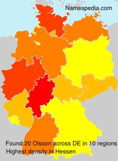 Olsson - Germany