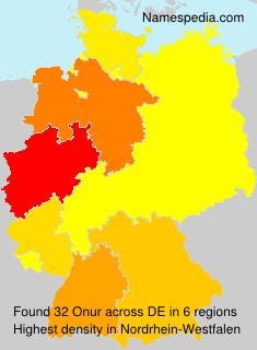 Onur - Germany