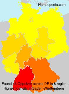 Oppolzer - Germany