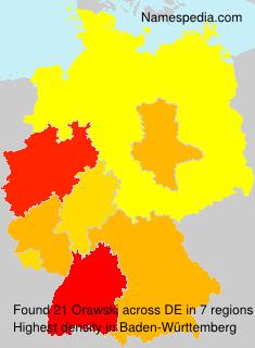 Orawski - Germany