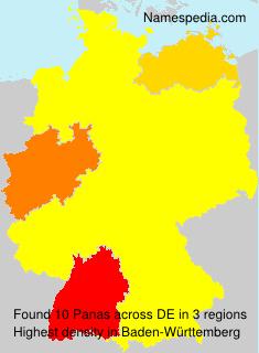 Panas - Germany