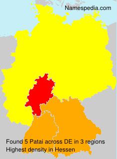 Patai - Germany