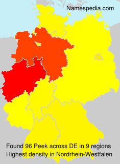 Peek - Germany