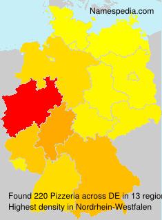 Pizzeria - Germany