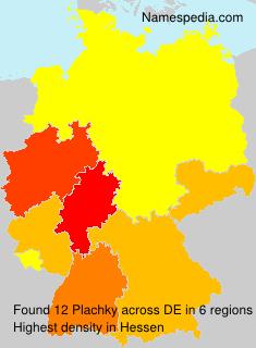 Plachky - Germany