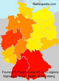 Preiss - Germany