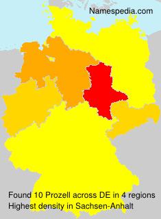 Prozell - Germany