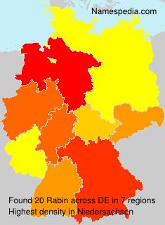 Rabin - Germany