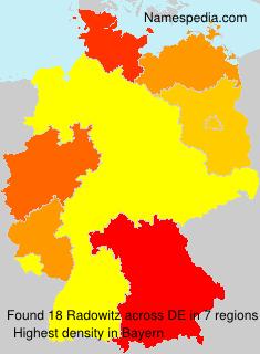 Radowitz - Germany