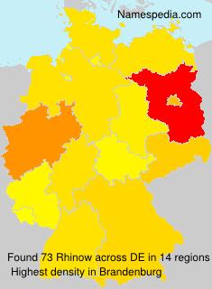 Rhinow - Germany