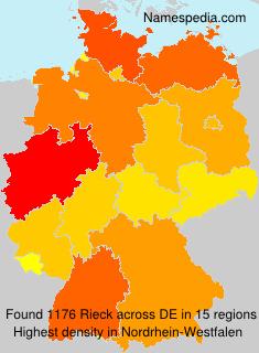 Rieck - Germany