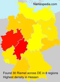 Riemel - Germany
