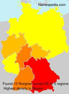 Roegner - Germany