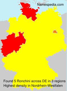 Ronchini - Germany