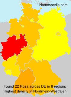 Roza - Germany