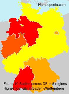 Sadlon - Germany