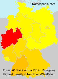 Saidi - Germany