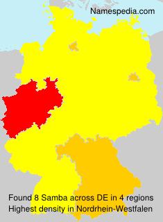 Samba - Germany
