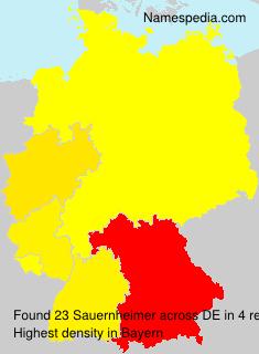 Sauernheimer