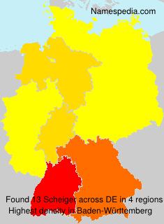 Scheiger - Germany