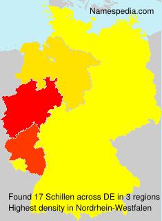 Schillen