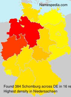 Schomburg - Germany