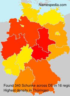 Schunke