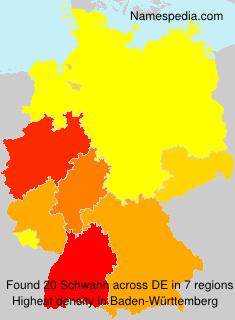 Schwann - Germany