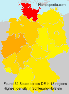 Stabe - Germany