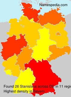 Stanislaus - Germany