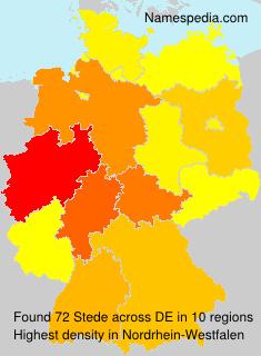 Stede - Germany