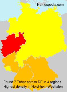 Tahar - Germany