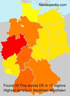 Thai - Germany