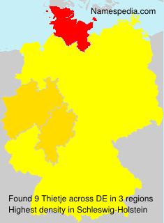 Thietje - Germany