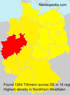 Tillmann