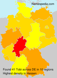 Familiennamen Tobi - Germany