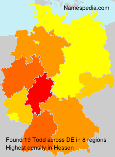 Todd - Germany