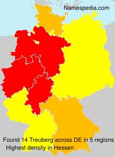Treuberg