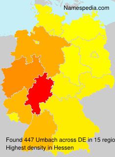 Umbach - Germany