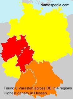 Varasteh - Germany