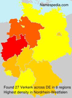 Verkerk - Germany