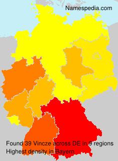 Vincze - Germany